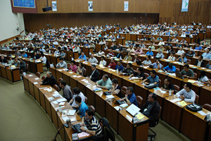 Congresso Vocacional plenria 2010